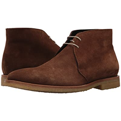 To Boot New York Banker (Tobacco Suede) Men