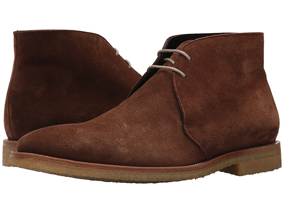 To Boot New York Banker (Tobacco Suede) Men's Shoes