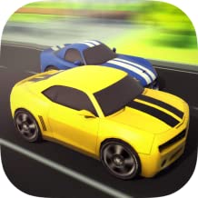 Traffic Toon Racer : Hi Speed Real Escape Racing Rivals in City Road Pro