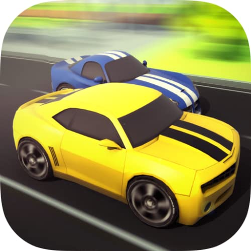 『Traffic Toon Racer : Hi Speed Real Escape Racing Rivals in City Road Pro』の1枚目の画像