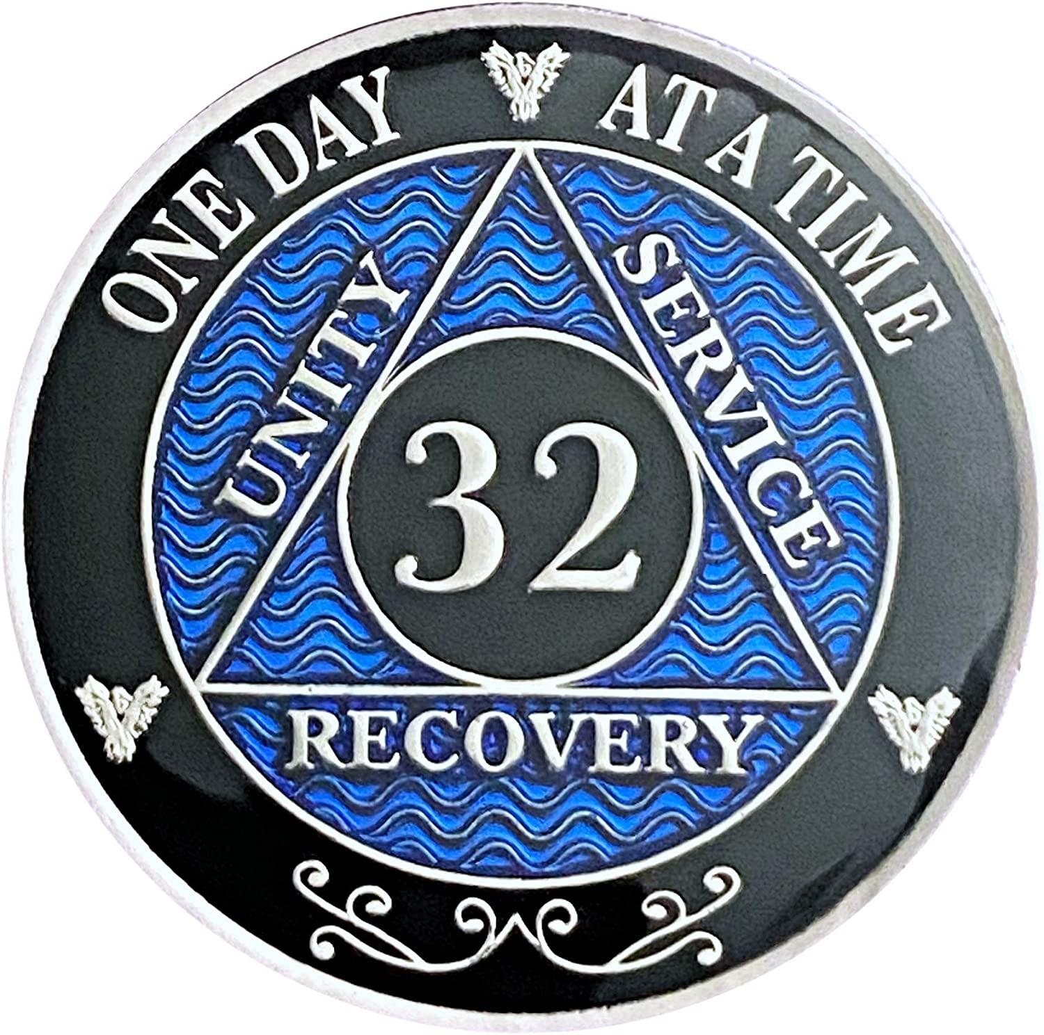 Simply Minimal AA 31-35 Year Silver Classic 40% OFF Cheap Sale Recovery Plated Coins Color