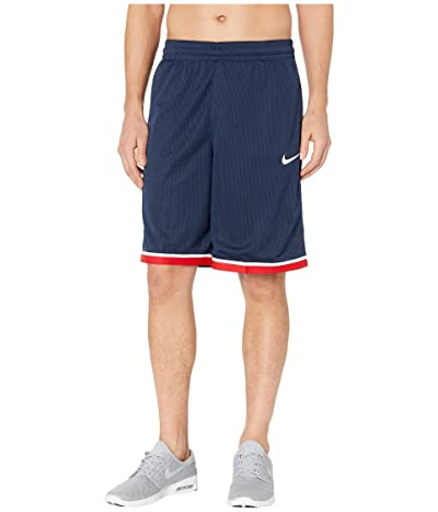 Nike Dry Classic Shorts (College Navy/Black/White) Men