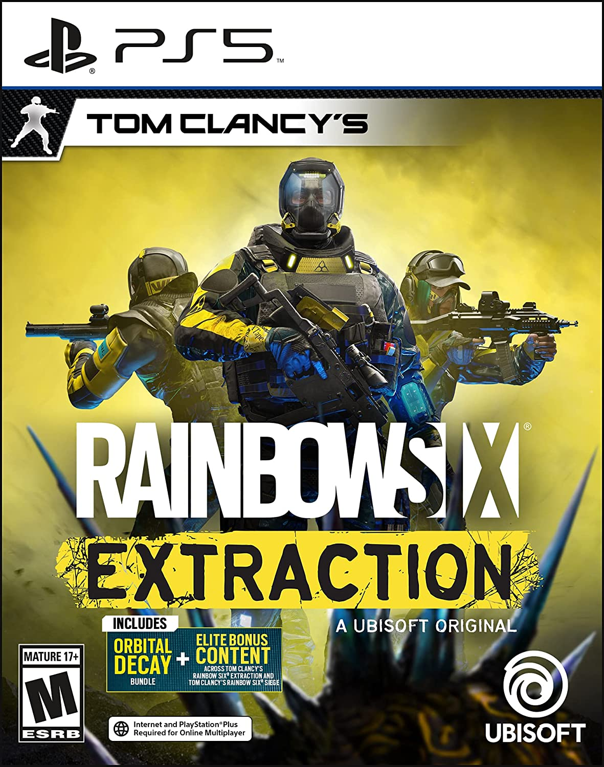 Tom Fashionable Clancy's Rainbow Six Extraction Our shop most popular Standard Edition - PlayStati