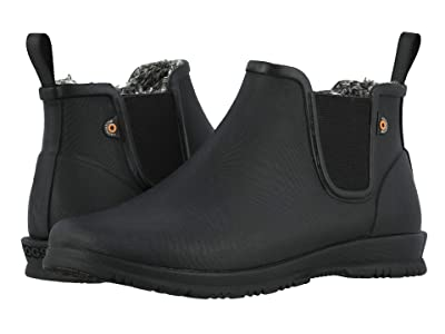 Bogs Sweetpea Chelsea Winter (Black) Women