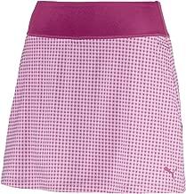 PUMA Golf Women's 2018 PWR Shape Dassler Knit Skirt