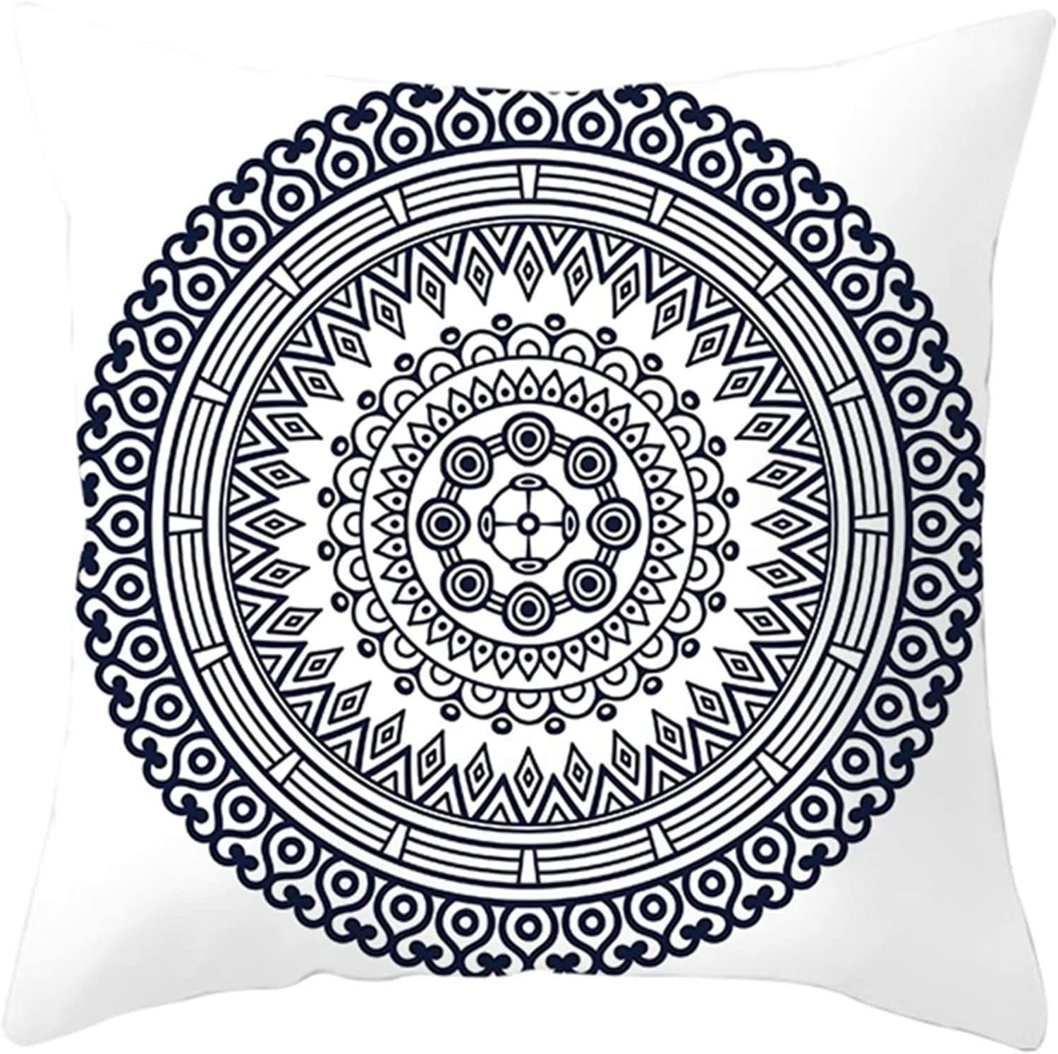 Agoble Same day shipping Replacement Cushion Covers Cover Polyest Natural 25% OFF