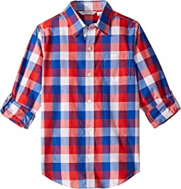 Red/White/Blue Gingham