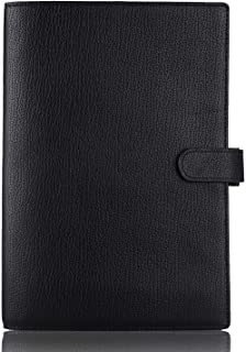 $49 » Sponsored Ad - Genuine Leather a5 Planner Cover for Hobonichi,Midori MD,Stalogy,Leuchtturm1917,Moleskine a5 Planner Notebo...