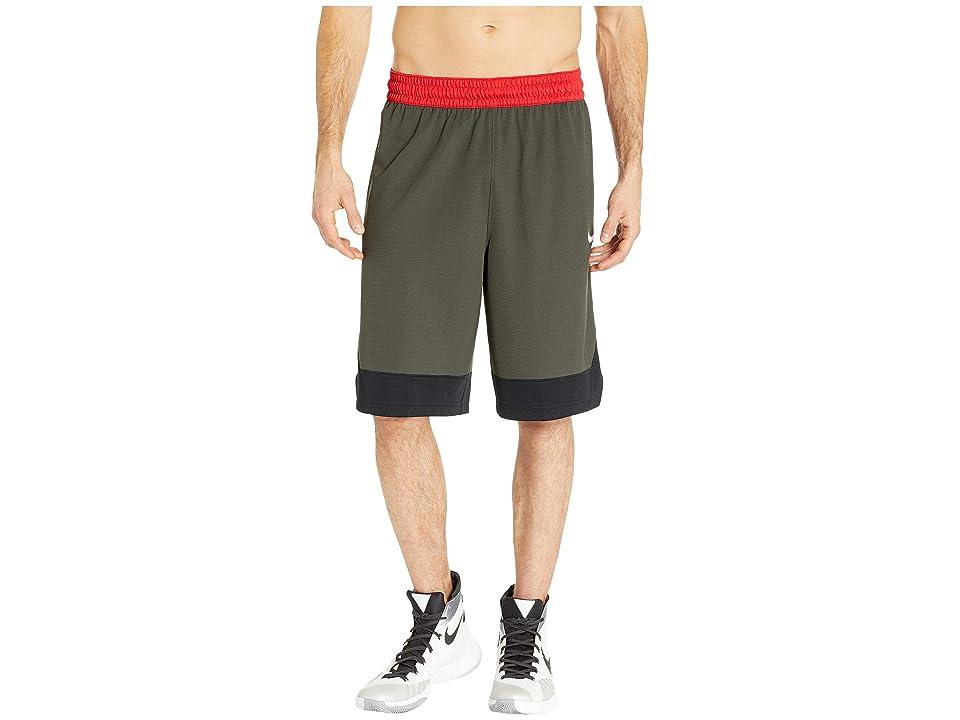 Nike Dry Icon Shorts (Sequoia/Black/Black) Men