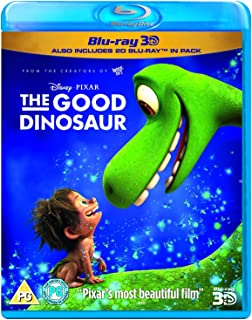 The Good Dinosaur | 3D Blu-ray + Blu-ray | Arabic & English