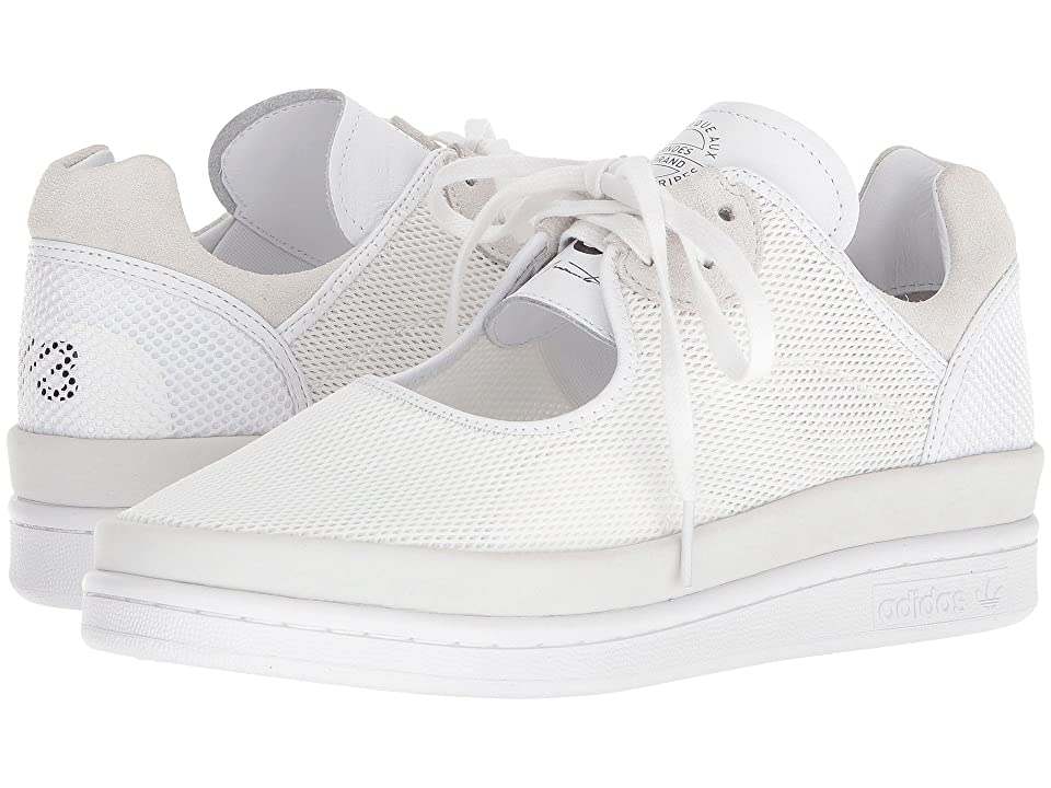 adidas Y-3 by Yohji Yamamoto Wedge Stan (Footwear White/Core Black/Footwear White) Women