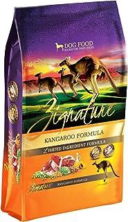 Zignature Kangaroo Formula Dog Food