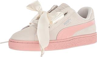PUMA Suede Heart Jewel 儿童运动鞋