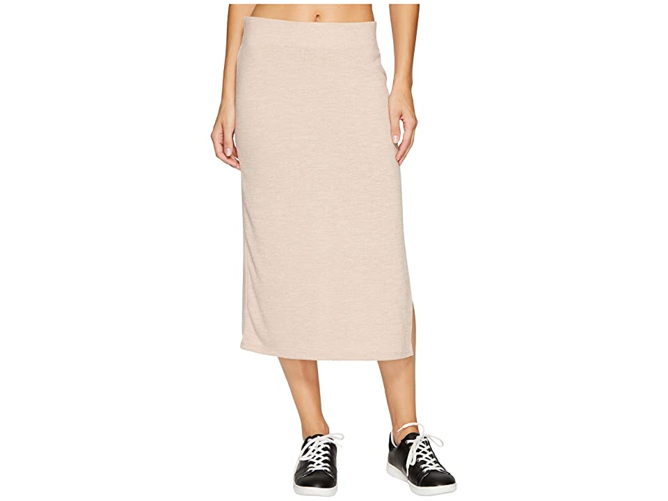 Lole Mali Skirt (Pink Sand Heather) Women