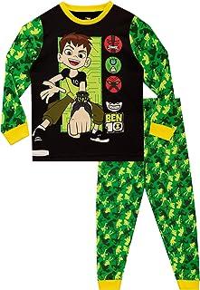 Ben 10 Pijamas para Niños