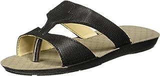 Liberty A-HA VERGO-02 Women's Casual Slippers Black