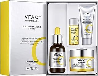 Missha Vita C Plus Spot Correcting and Firming Set, 200g