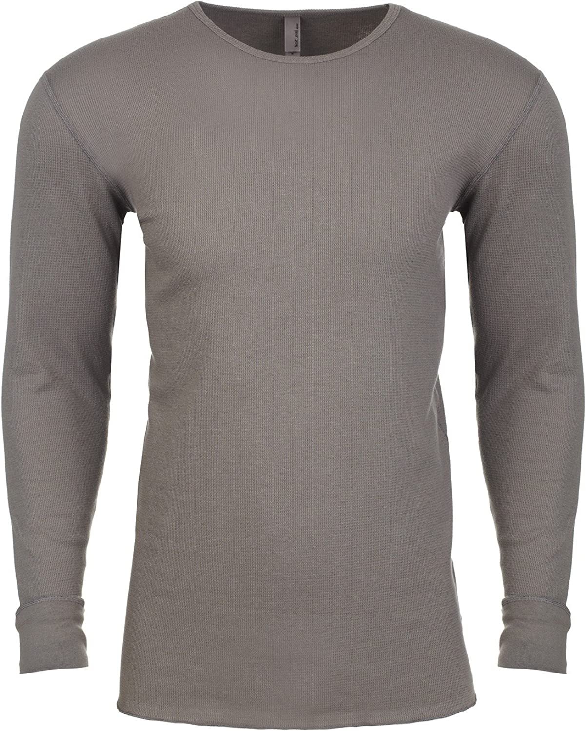 Product of Brand Next Level Adult Long-Sleeve Thermal - Warm Gray - L - (Instant Savings of 5% & More)