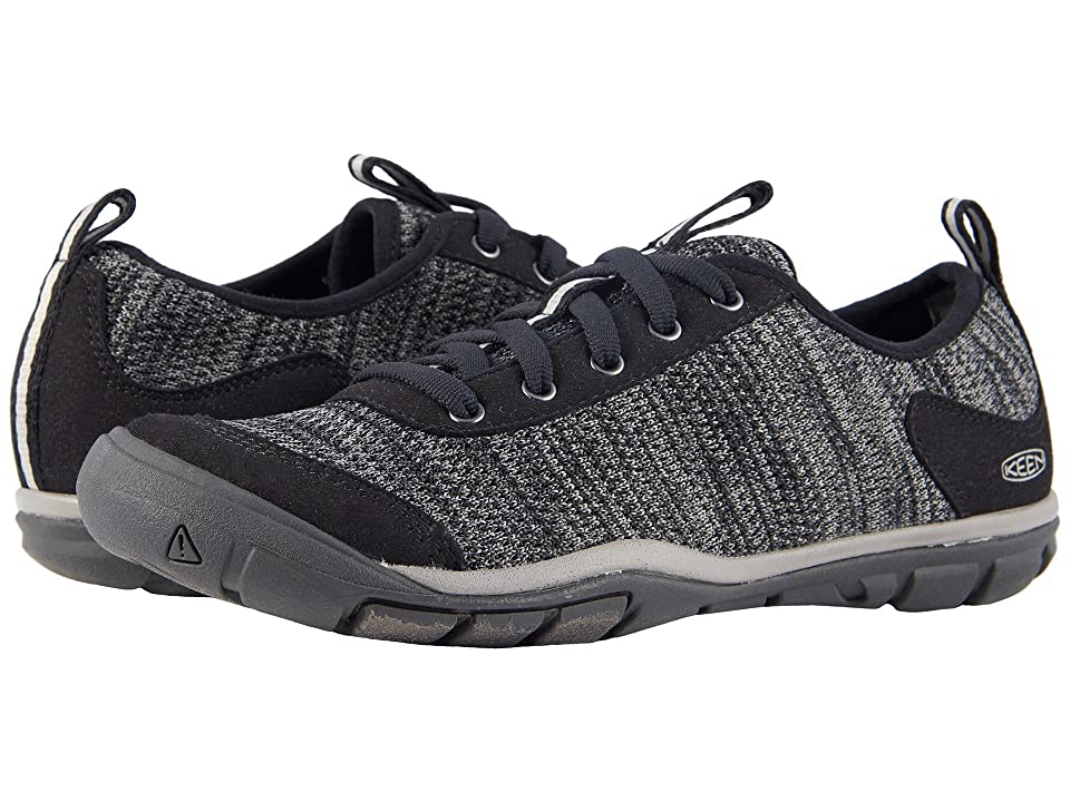 Keen Hush Knit (Black/Gargoyle) Women