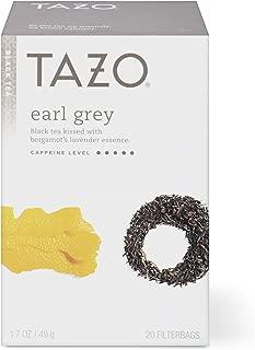 Tazo Tea, Earl Grey Tea, Tea Bags, 1.7 Ounce, 20 Count