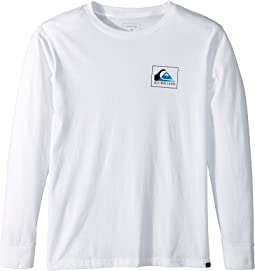 Quiksilver Kids - Hold Down Long Sleeve Shirt (Big Kids)
