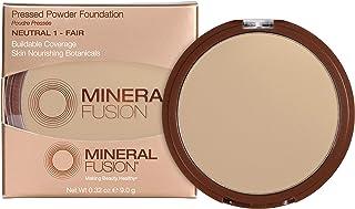 Mineral Fusion Pressed Powder Foundation, Neutral 1