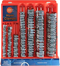 Koehler Enterprises KEDIS220 220 Piece Hose Clamp Set in Mountable Rack