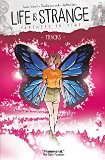 Life is Strange Vol. 4: Partners In Time: Tracks