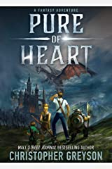 PURE OF HEART - A Fantasy Adventure Kindle Edition