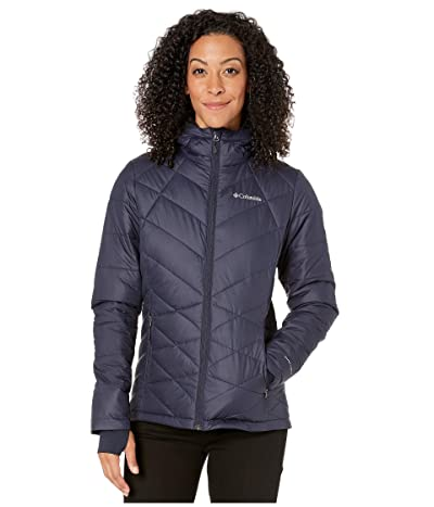 Columbia Heavenly Hooded Jacket (Dark Nocturnal) Women