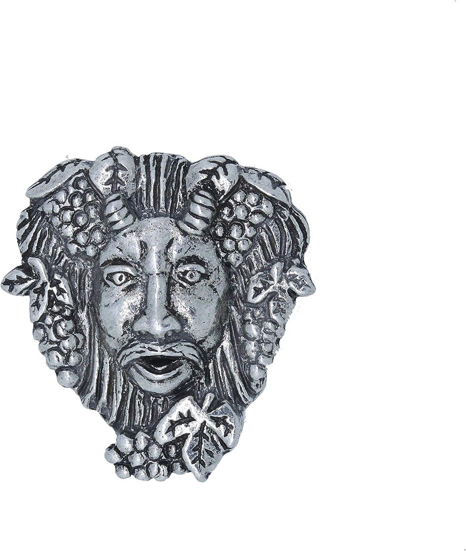 Jim Clift Design Bacchus Lapel Pin