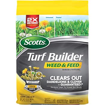 Scotts Turf Builder Weed and Feed 3, 5,000 Sq. Ft.