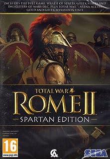 Total War Rome II - Spartan Edition (PC DVD) (UK IMPORT)