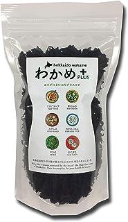 北海道産カットわかめ A品 たっぷり100g 小袋買うより超お得!美容と健康に 便利なチャック付き!