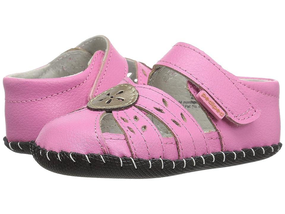 pediped Daphne Originals (Infant) (Pink Champagne) Girl