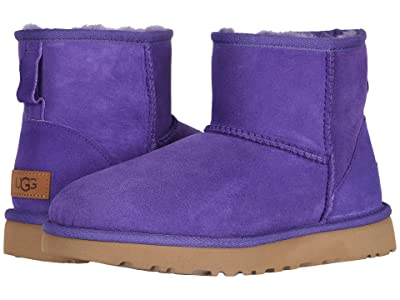 UGG Classic Mini II (Violet Bloom) Women