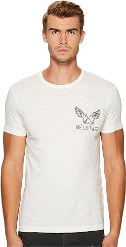 BELSTAFF - Hamberton Cotton Jersey Graphic Tee