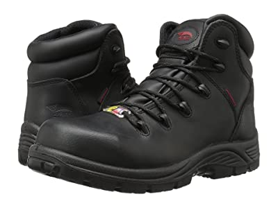 Avenger A7223 Composite Toe (Black) Men
