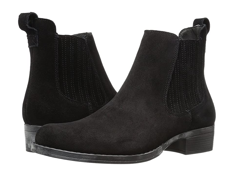 Naturino Hilana AW16 (Little Kid/Big Kid) (Black) Girls Shoes