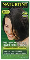 Naturtint, Hair Color Permanent Light Chestnut Brown 5N, 5.6 Fl Oz