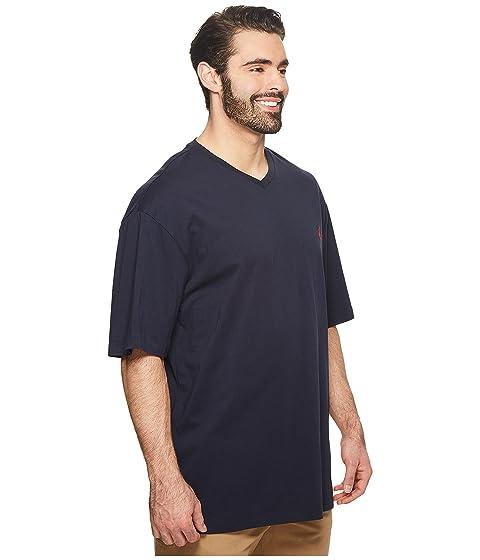 Lauren cuello clásica Polo V alto y Camiseta en Ralph con grande OqX5UA
