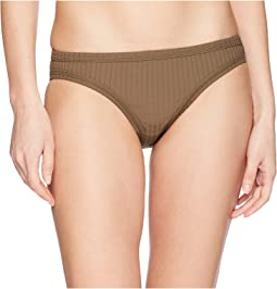 Seafolly Inka Rib Hipster Bottoms