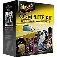 Meguiars Wax G19900 Complete Car Care Kit