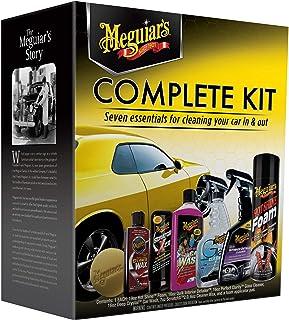 MEGUIARS WAX Complete Car Care Kit