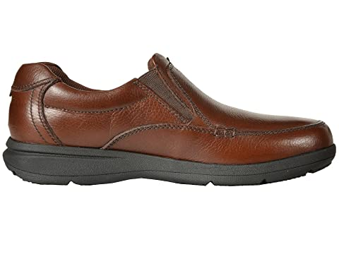 Toe Tumbled Moc Black LeatherCognac Slip Cam Tumbled LeatherBrown Nunn Leather Tumbled On Bush CtwxqTEzS