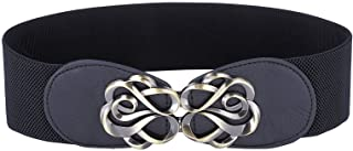 Grace Karin Women Stretchy Vintage Dress Belt Elastic Waist Cinch Belt CL413