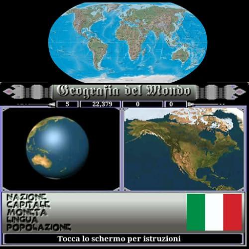 Geografia del Mondo - (Kindle Tablet Edition)