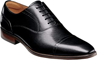 فلورشايم Sorrento Cap Toe Oxford Black Smooth 10 W (3E)