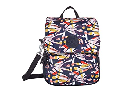 Kipling Annic Small Convertible Backpack (Retro Floral) Backpack Bags