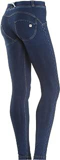 WR.UP Regular Rise Denim Skinny Jeans Women, Butt Lifting, Signature Shaping Pants, Sexy Push Up Pants